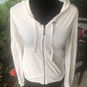Prana hoodie white